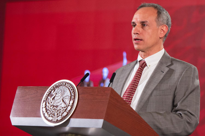 El liderazgo de López-Gatell
